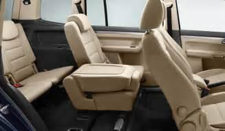 Volkswagen touran interior dimensions volkswagen touran 187 7 seater
