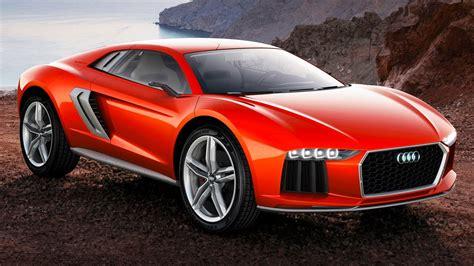 Audi Quattro Gmbh by Talking Audi Concepts With Quattro Gmbh At 2013 Frankfurt