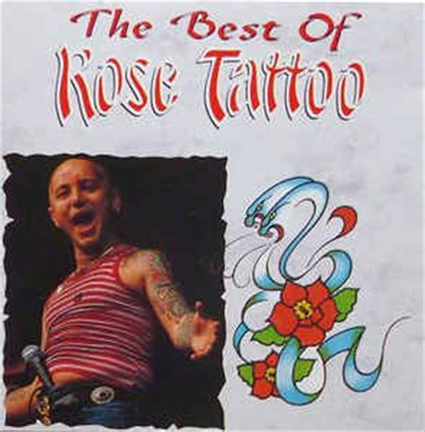 rose tattoo song list the best of cd at discogs
