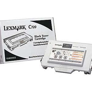 Tinta Lexmark 17 Compaq Black Original original lexmark 15w0903 black toner cartridge