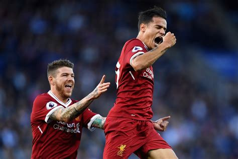 Philippe Coutinho Liverpool Agreement With Philippe Coutinho To