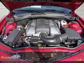 2012 chevrolet camaro ss coupe 6 2 liter ohv 16 valve v8