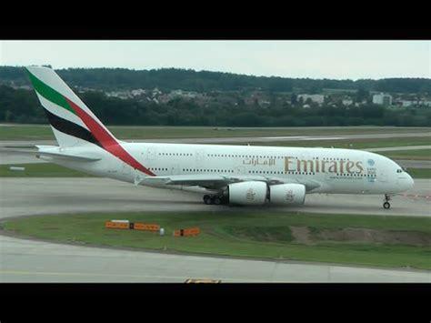 emirates zurich airport emirates a380 at zurich airport a short movie production