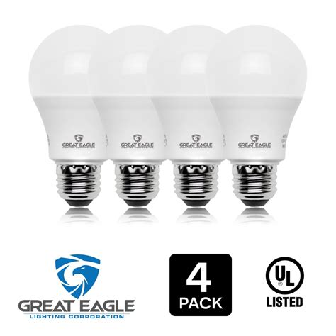 Led Light Bulbs Lumens Great Eagle 100w Equivalent Led Light Bulb 1610 Lumens A19