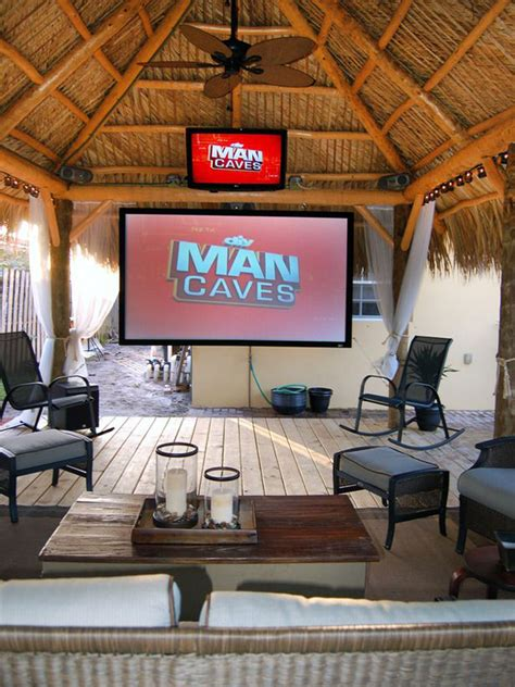 beautiful outdoor home theater ideas house