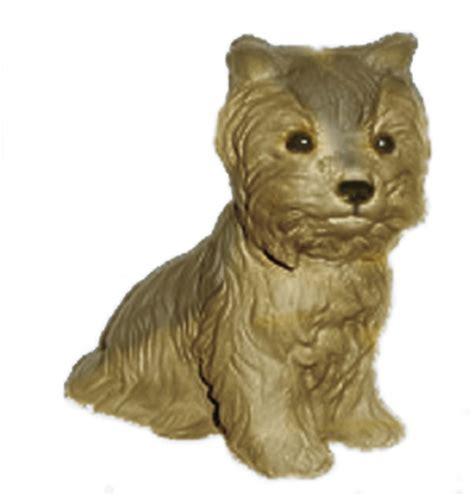 yorkie statue miniature yorkie terrier statue an402 plastercraft statue