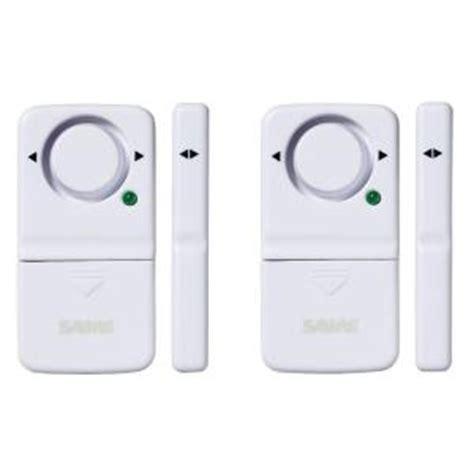 sabre wireless door and window alarm 2 pack hs dwa2