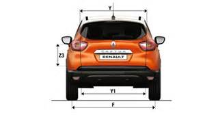 Bench Knee In Dimensions Captur Cars Renault Uk