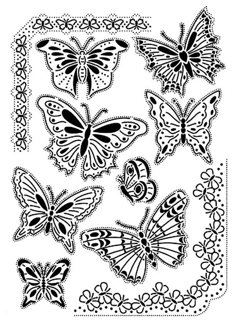 complicated butterfly coloring pages 17 best ideas about coloriage papillon on pinterest