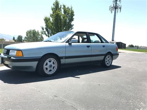 car owners manuals for sale 1991 audi 90 seat position control 1991 audi 90 quattro 20v with 23 000 miles german cars for sale blog