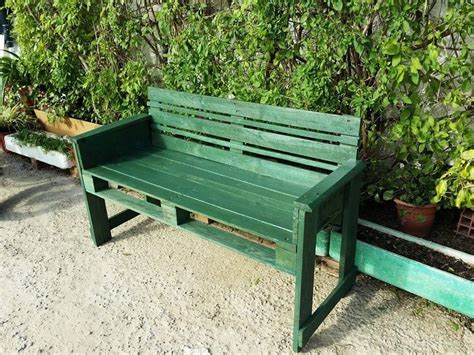 green garden bench green garden bench pictures to pin on pinterest pinsdaddy