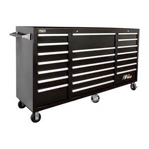 Garage Cabinets Northern Tool Homak H2pro 72in 21 Drawer Rolling Tool Cabinet Black