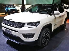 Latest Colors For Home Interiors india bound jeep compass suv at geneva motor trend india