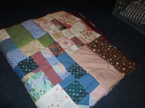 Folded Quilt by S Quilt Folded