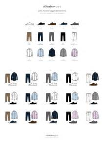 color coordination clothes a visual guide to and easy color combinations
