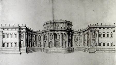 bernini s design for the louvre paris floor plans first project for the louvre elevation gianlorenzo