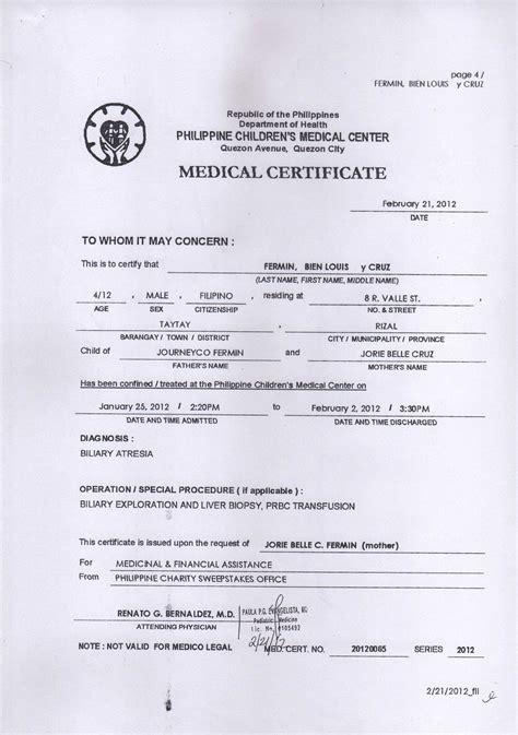 10 best images of medical doctor certificate medical