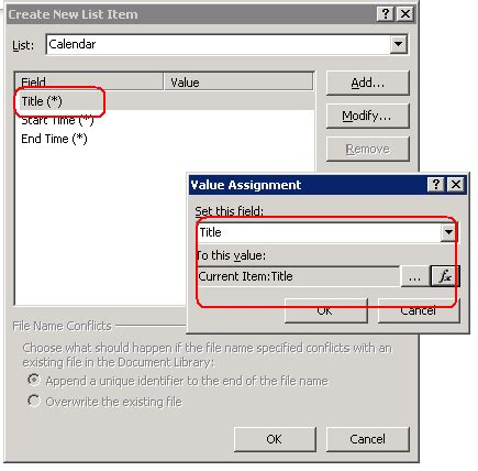 sharepoint 2010 workflow create list item in another site custom workflow in sharepoint designer 2010