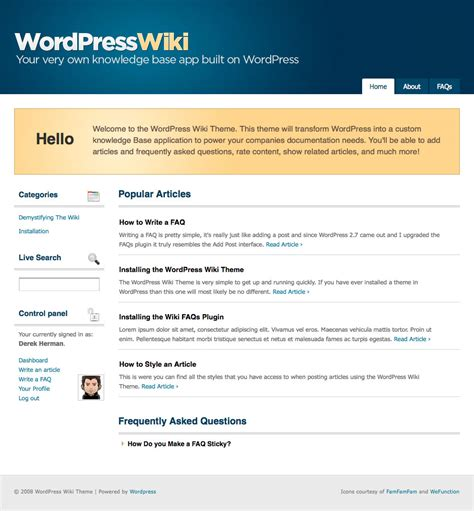 theme wordpress wiki wordpress wiki wordpress theme wpthemes com wordpress