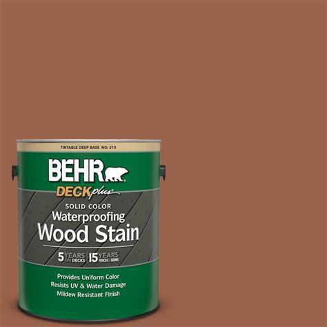 behr deckplus  gal sc  redwood naturaltone solid