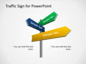 Home Design Mac Gratuit free traffic signs powerpoint template
