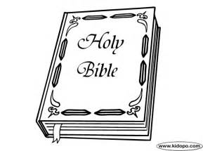 the bible coloring page holy bible coloring page