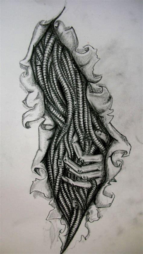 tattoo blueprint paper tattoo sketch by crimsoncancerian on deviantart