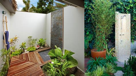 outdoor bathrooms ideas 30 outdoor bathroom designs home
