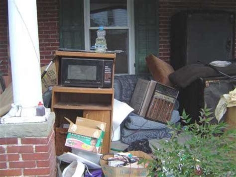 call the junkman for furniture removal of dressers