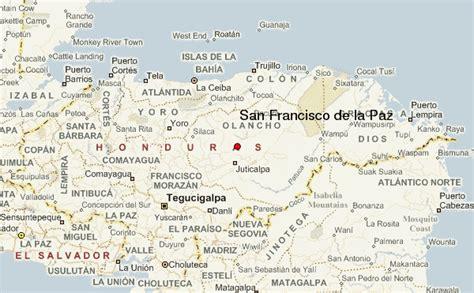 san francisco la map san francisco de la paz location guide
