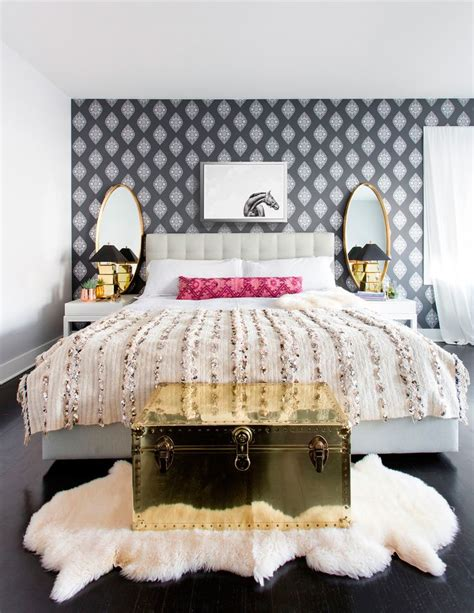 eclectic style bedroom 25 best ideas about eclectic wallpaper on pinterest