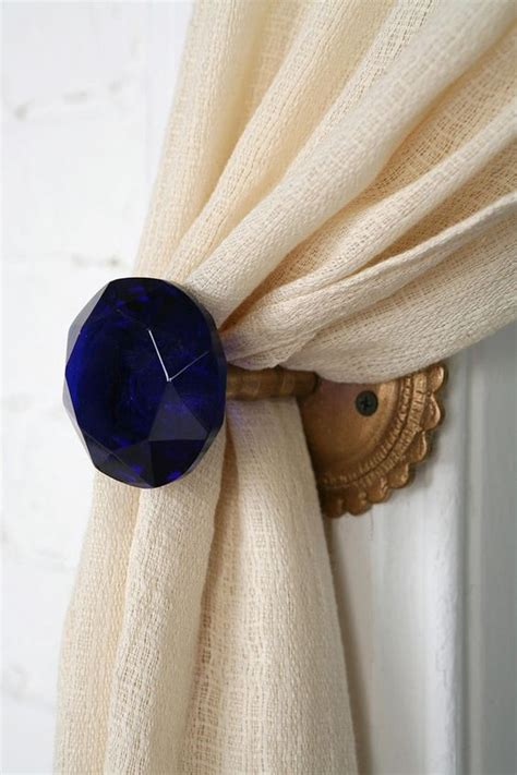 Curtain Knob Tie Backs by Door Knob Curtain Tie Back Knobs Doors And Door Knobs