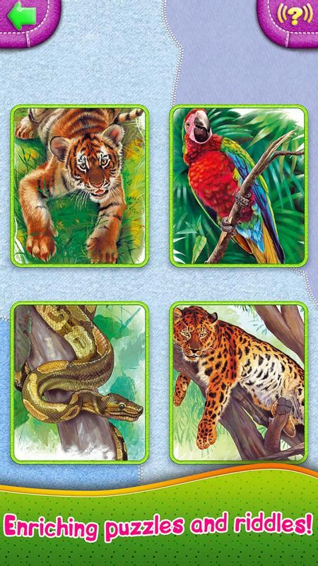 animal kingdom smart kids logic games  apps apk   educational game  android