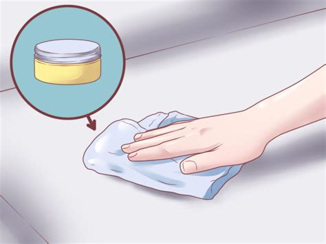 how to clean a stained porcelain bathtub 4 ways to clean tough stains from a bathtub wikihow