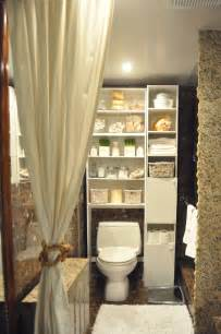Awesome bathroom storage idea for over the toilet ikea decoration