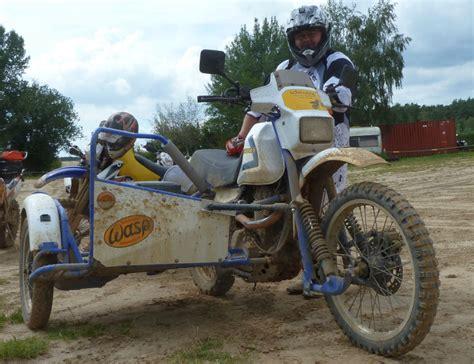 Motorrad Wasp Gespanne by Gespanne Motorr 228 Der Yamaha Srx600 Tt600 Enduro