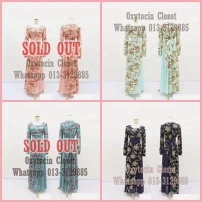 Gula Batik Dress oxytocin closet dress nuwairah rm65 murah je