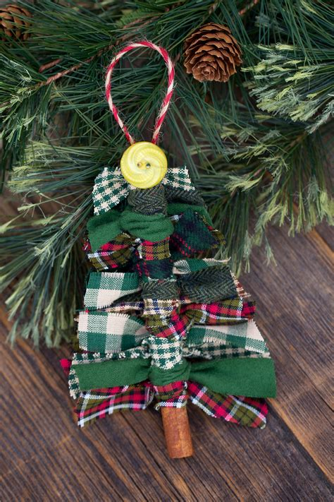 pinterest how to make a tree ornament from a tea cup saicer how to make scrap fabric tree ornaments