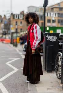 what is in style 2017 london fashion week street style spring 2017 see all the