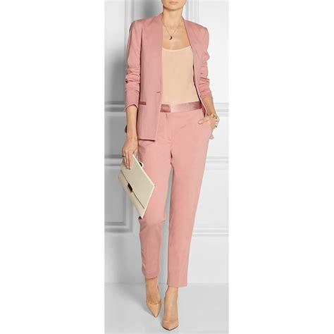 light pink suit womens online get cheap women pink business pant suits formal