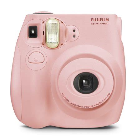 fujifilm instax mini 7s instant camera (with 10 pack film