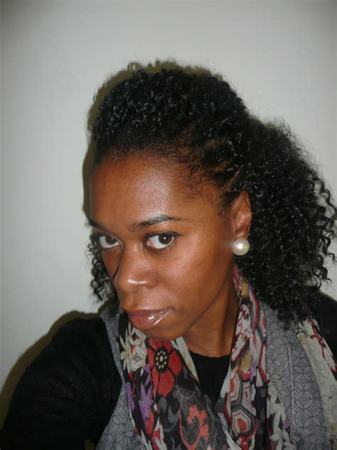 show different types of latch hook hair for black women my hair today crochet braid style 1 simply into my hair