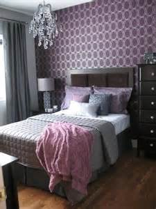 Silver Purple Bedroom - purple and gray archives panda s house 1 interior decorating idea