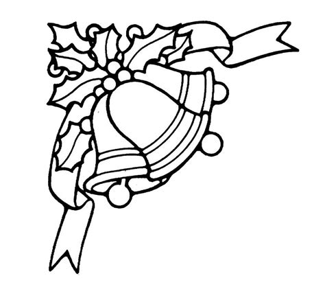 Bell Coloring Pages Printable