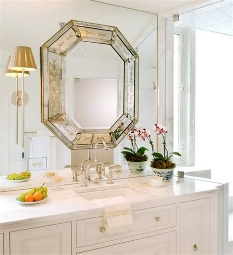 decorate bathroom mirror how to use mirrors to decorate your home freshome com
