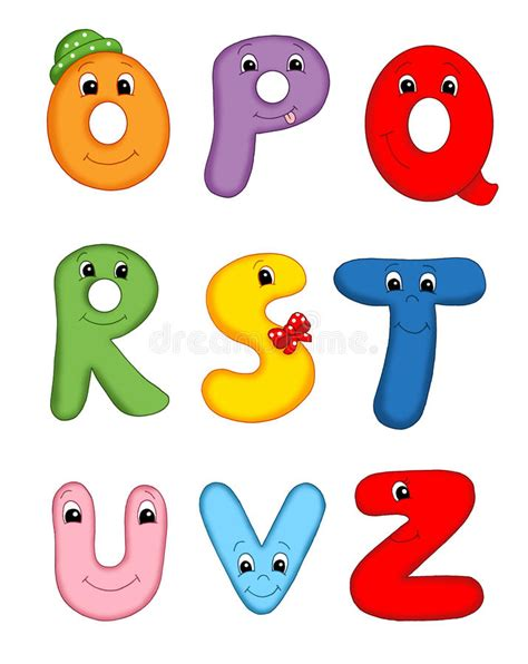 lettere dell alfabeto stilizzate lettere dell alfabeto 3 illustrazione di stock