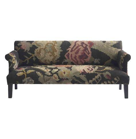 kilim sofa large floral modern rustic kilim dhurry upholstered sofa