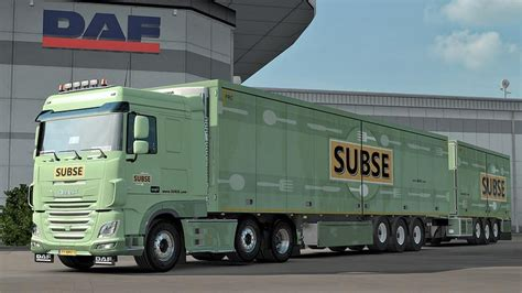 scs company skins trailers ownership  ets euro truck simulator  mods