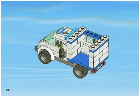 Lego Unit 7285 lego unit 7285 city