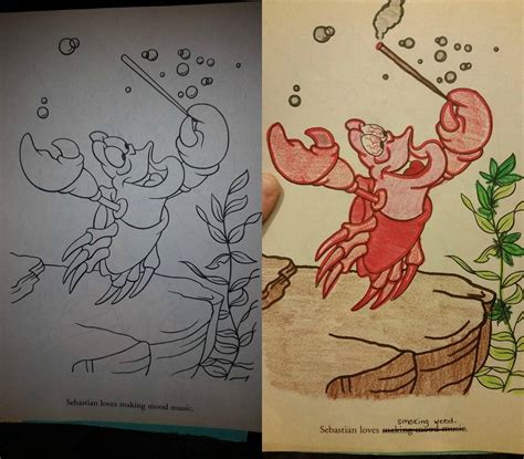 corrupted coloring book 30 corrupted coloring books that will ruin your childhood